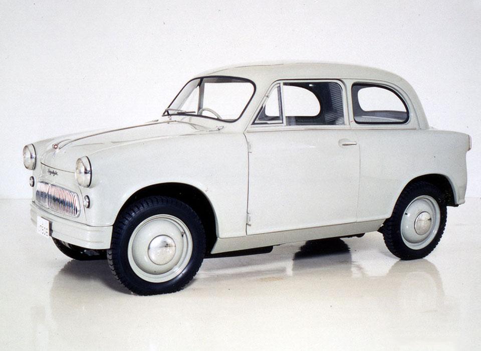 С каких моделей начиналась история автопроизводителей. Фото 16
