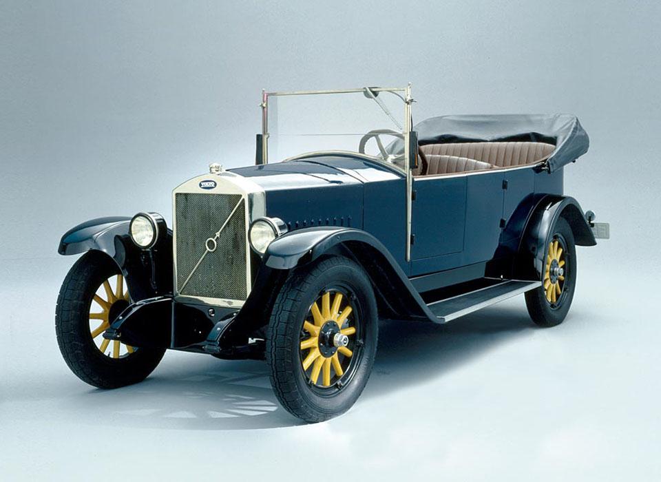 С каких моделей начиналась история автопроизводителей. Фото 19