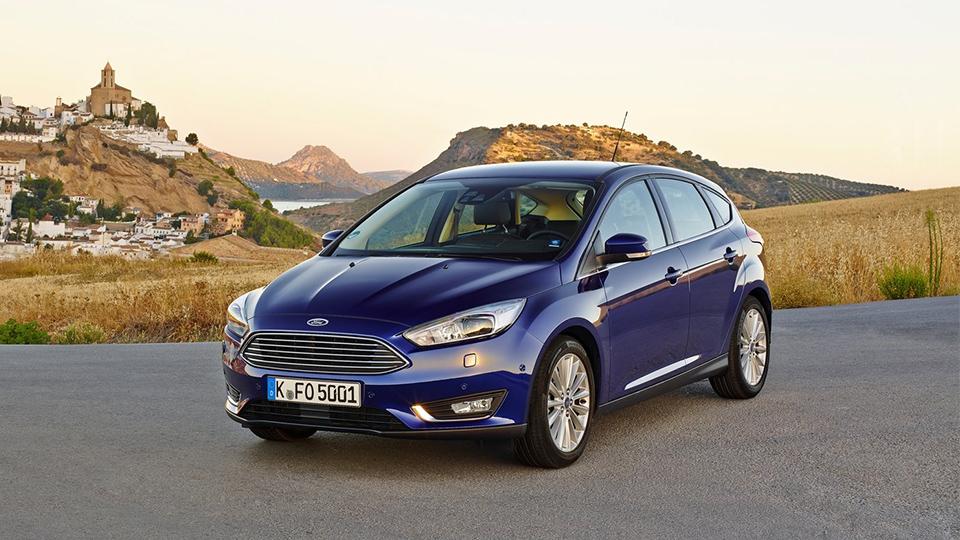 В России появится Ford Focus с полуторалитровым турбомотором