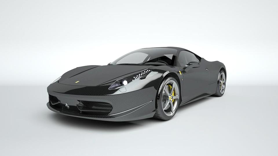 Американцы предложат карбоновые кузовы для самых быстрых машин