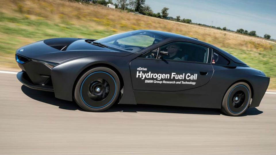 Серийные водородные машины немецкой марки появятся к 2020 году
