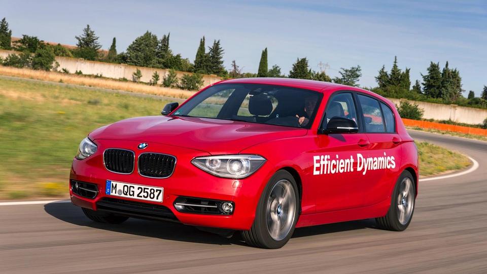 Двигатель «копейки» BMW получил водяной впрыск