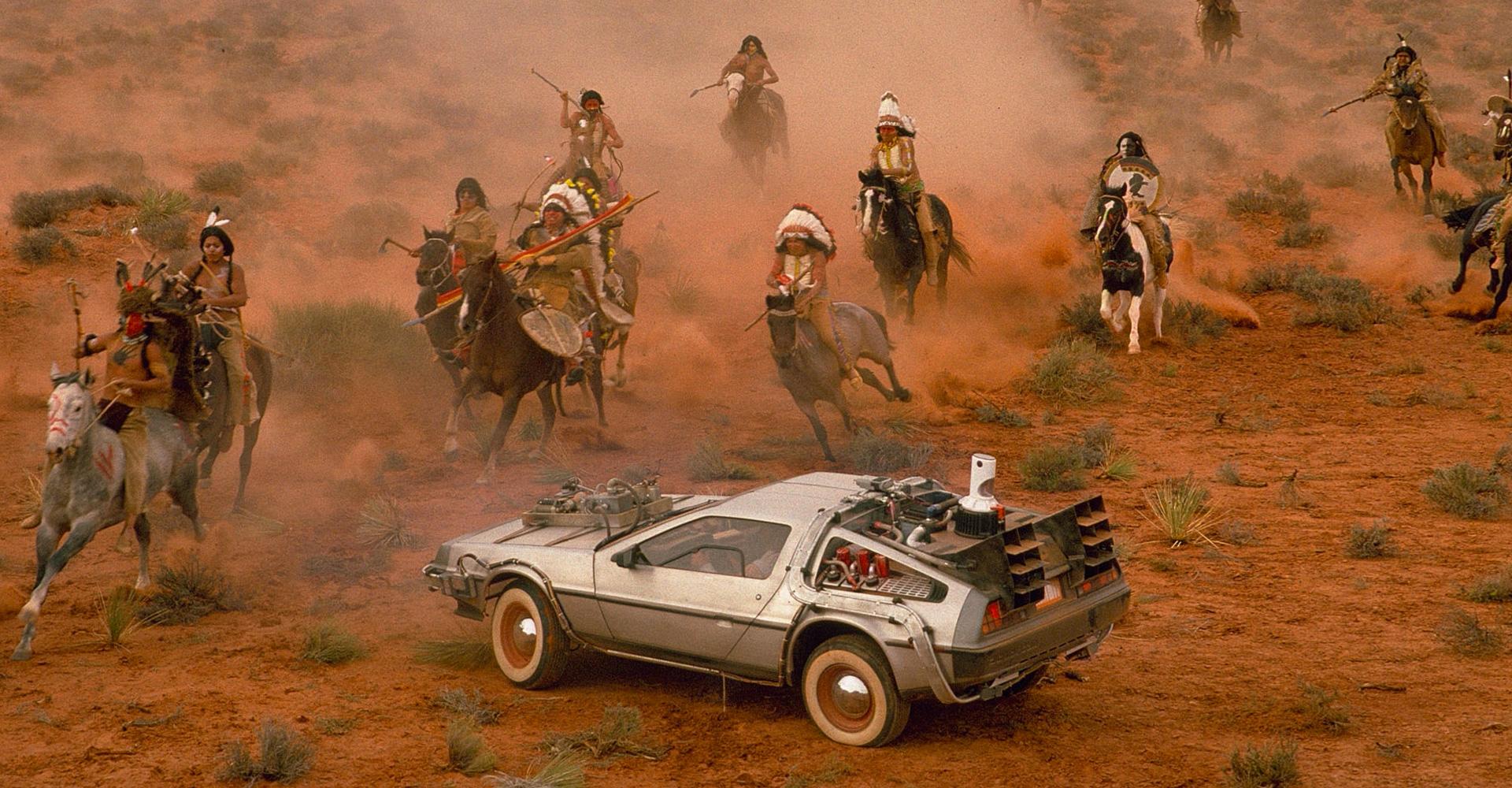Все машины из «Назад вбудущее». Фото 12