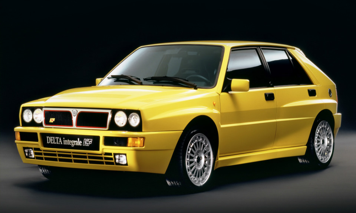 «Фиат» возродит знаменитый ралли-кар Lancia