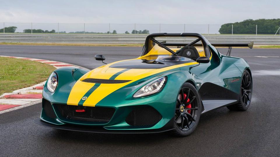Lotus выпустит спорткар быстрее родстера 3-Eleven