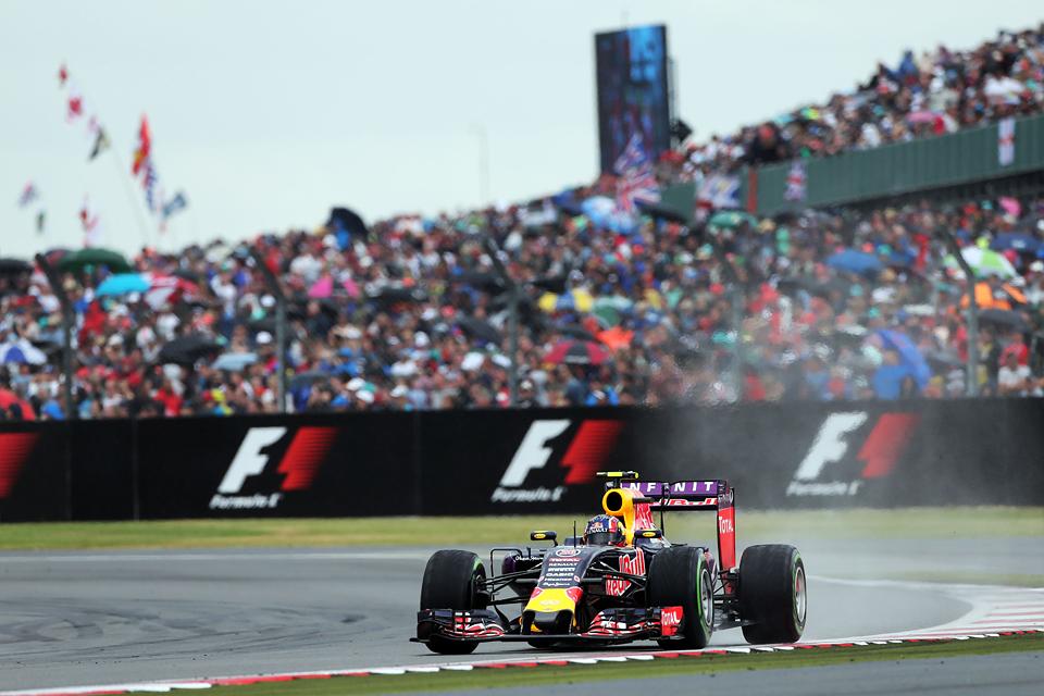 Как дождь помог Льюису Хэмилтону выиграть домашний Гран-при. Фото 5