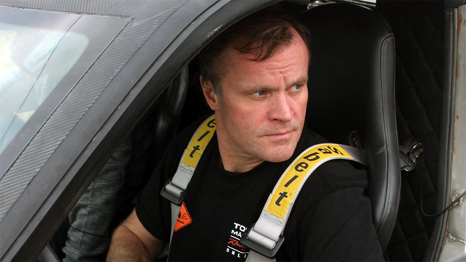 Томми Мякинена назвали новым руководителем «Тойоты» в WRC