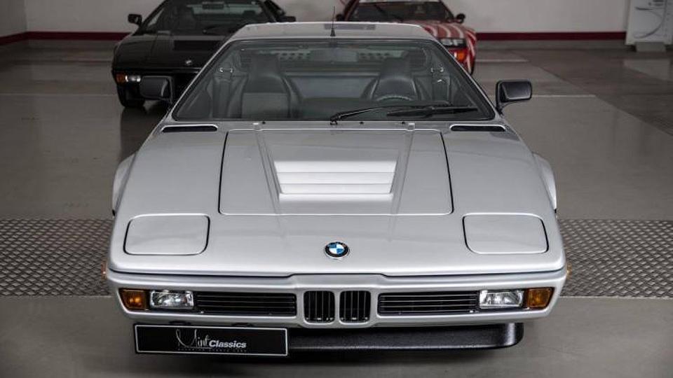В Германии выставили на продажу самый дорогой BMW M1 в мире