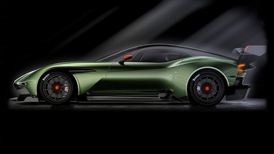 Создатель чемпионских машин Формулы-1 сделает суперкар для Aston Martin