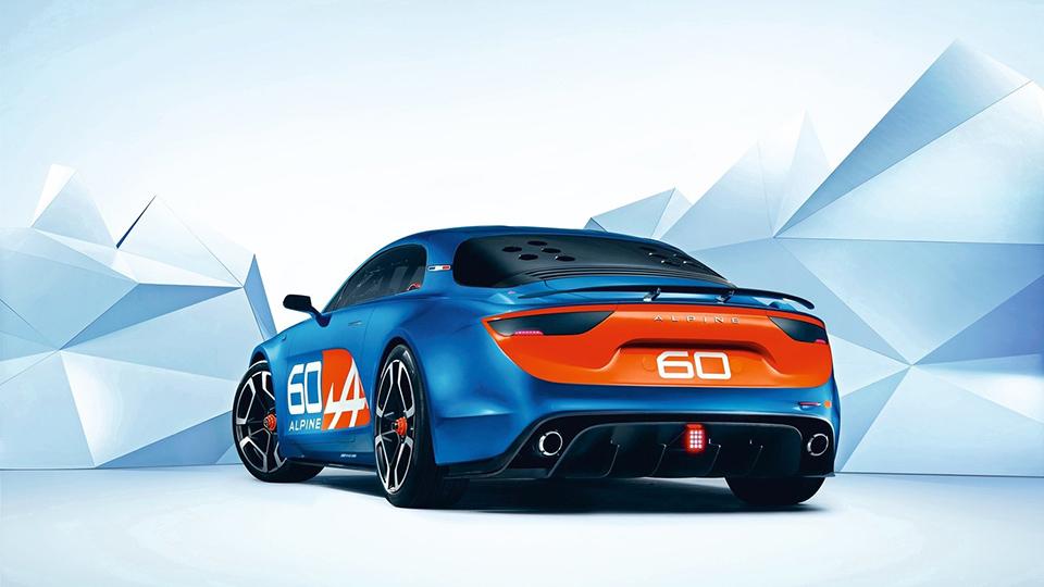 Новый спорткар Alpine получит мотор от Renault Clio RS
