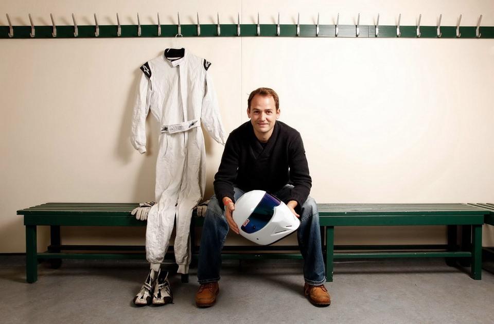 Бен Коллинз – бывший Стиг – о жизни до и после Top Gear. Фото 2