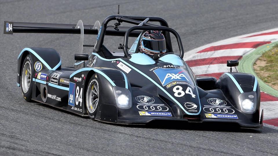 Пилот выступит на спортпрототипе класса LMP2