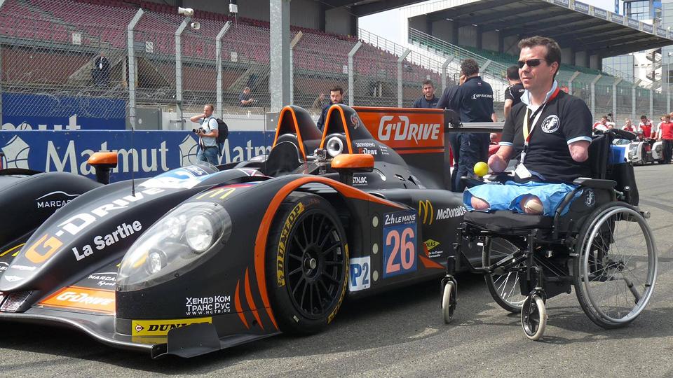 Пилот выступит на спортпрототипе класса LMP2. Фото 1