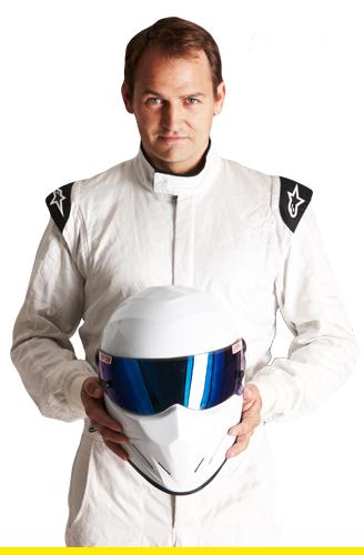 Бен Коллинз – бывший Стиг – о жизни до и после Top Gear