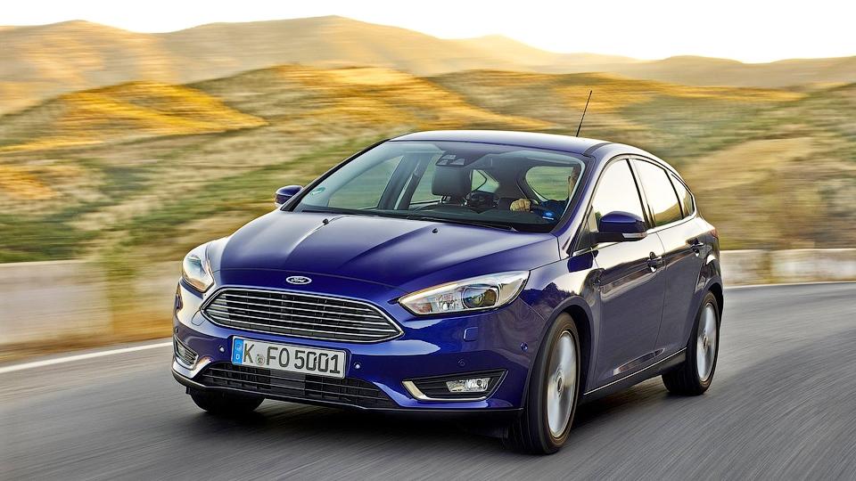 Ford начал собирать в России обновленный Focus