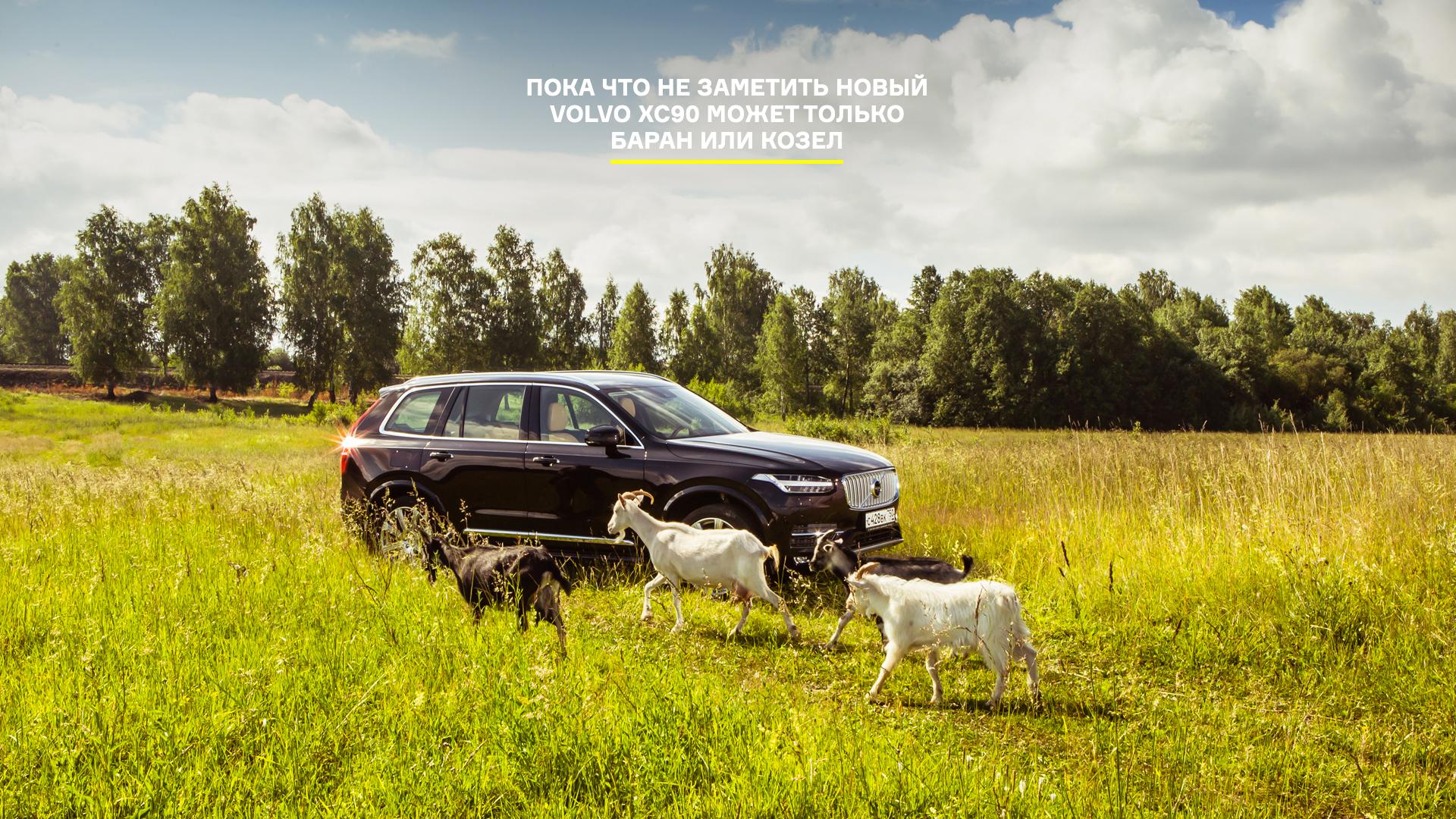 21-дюймовые колеса вроссийских ямах иматрешка вместо рычага «автомата»: тест Volvo XC90. Фото 4