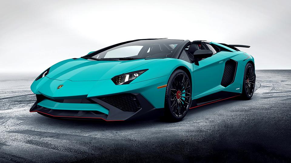 Фотограф раскрыл облик «сверхбыстрого» родстера Lamborghini