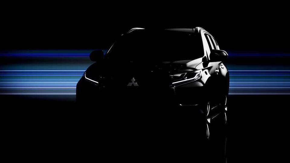 Новый Mitsubishi Pajero Sport покажут 1 августа