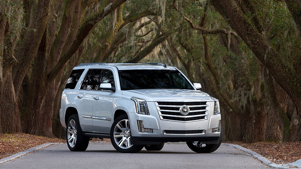 Белорусы займутся выпуском Cadillac Escalade и Chevrolet Tahoe для России