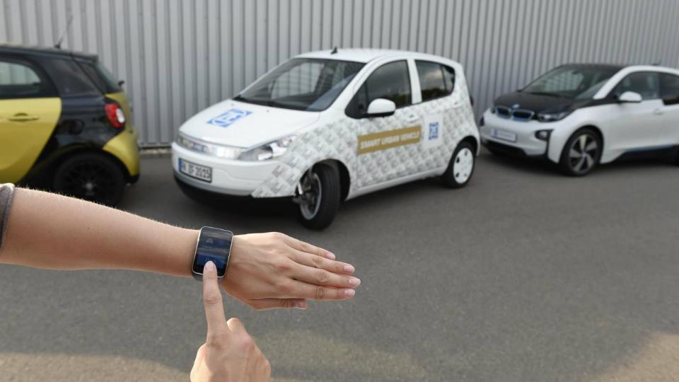 Немцы показали сверхманевренный прототип с системами автономного управления