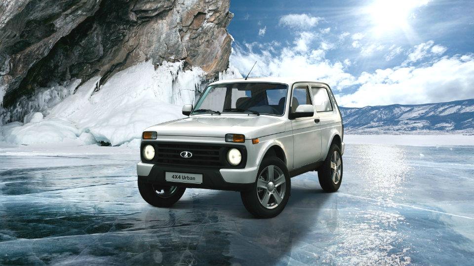 «АвтоВАЗ» модернизирует внедорожник Lada 4x4