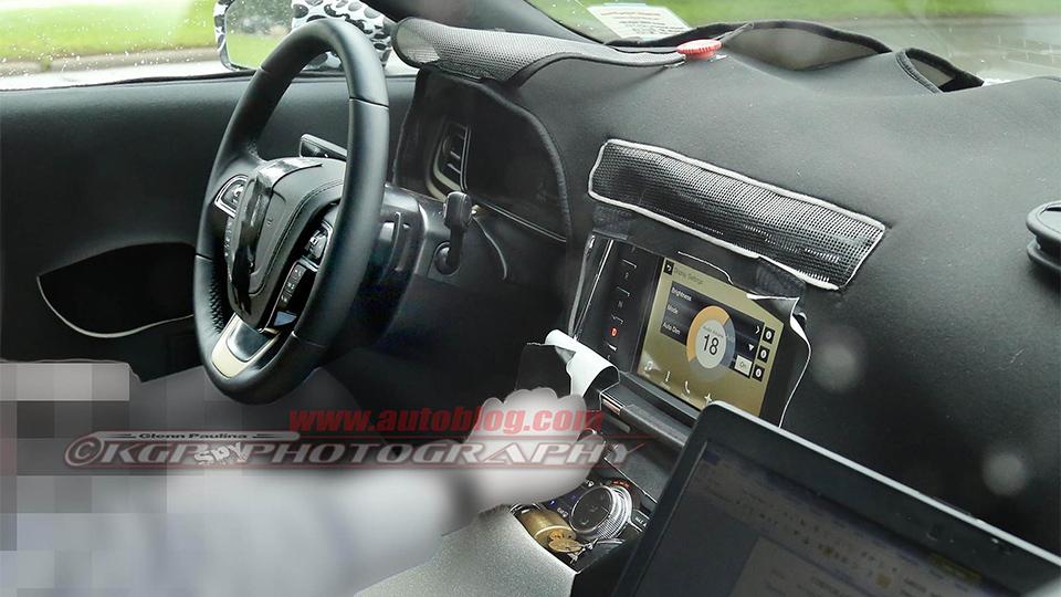 Серийный Lincoln Continental сохранит интерьер концепт-кара