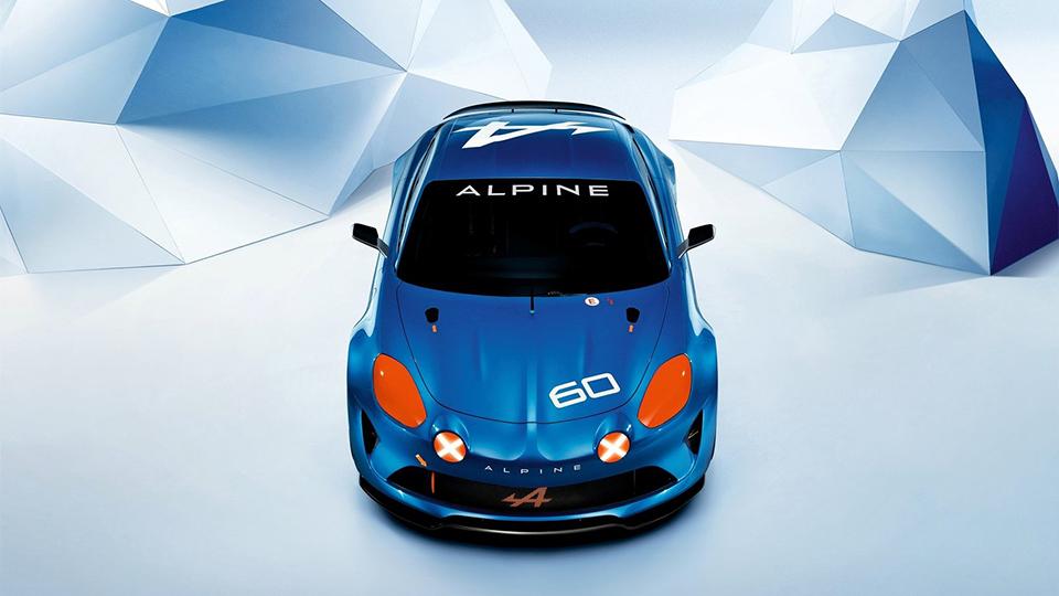 Первый спорткар Alpine станет глобальным