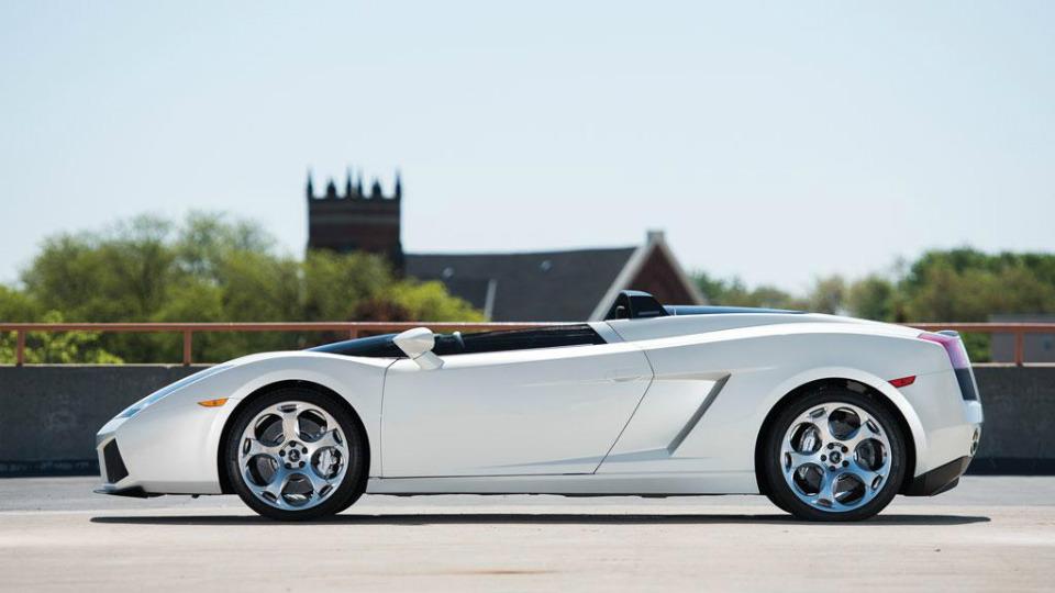 Прототип Lamborghini Concept S продадут за три миллиона долларов