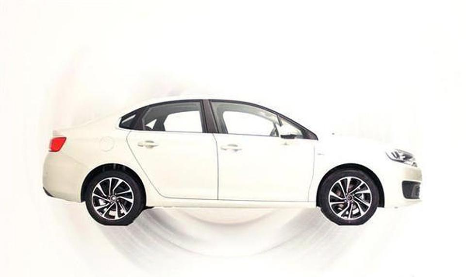 В КНР машина будет продаваться под названием C-Quatre