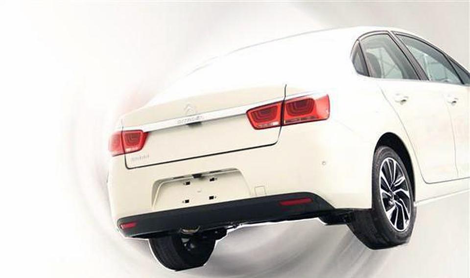 В КНР машина будет продаваться под названием C-Quatre. Фото 2