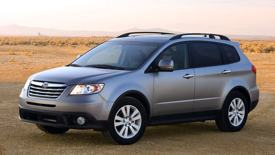 Топ-менеджер Subaru обозначил сроки появления новой «Трибеки»
