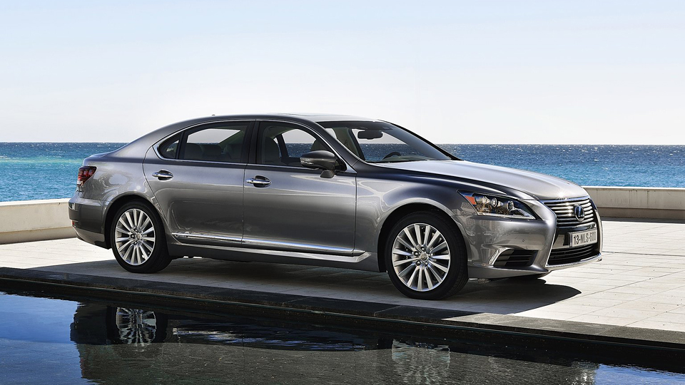 Lexus LS нового поколения дебютирует в Токио