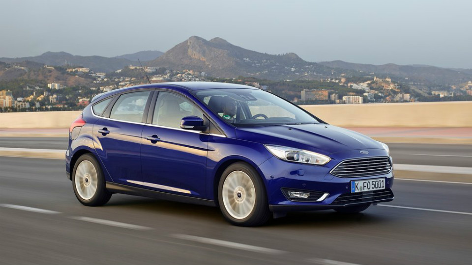 Ford назвал рублевые цены обновленного «Фокуса»