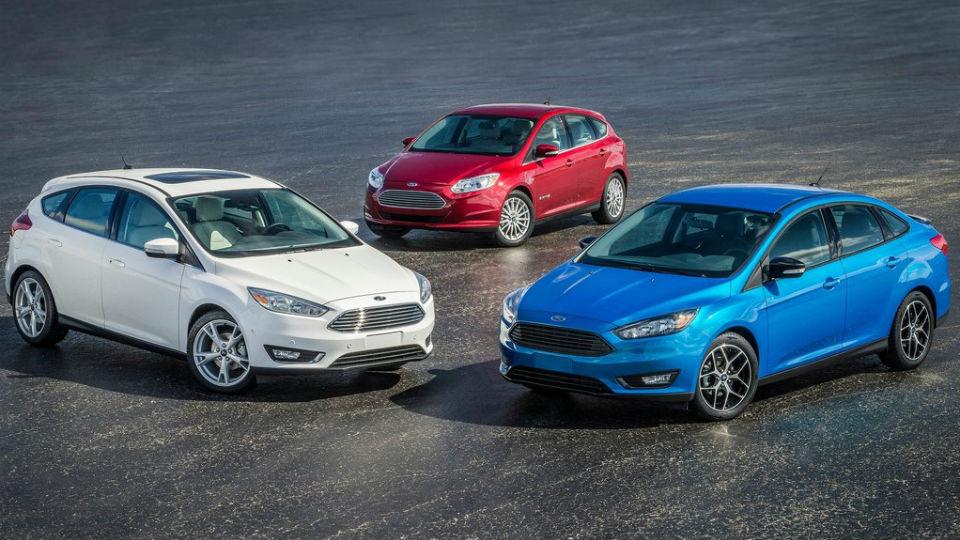 Ford Focus будет предлагаться со 150-сильным турбомотором EcoBoost