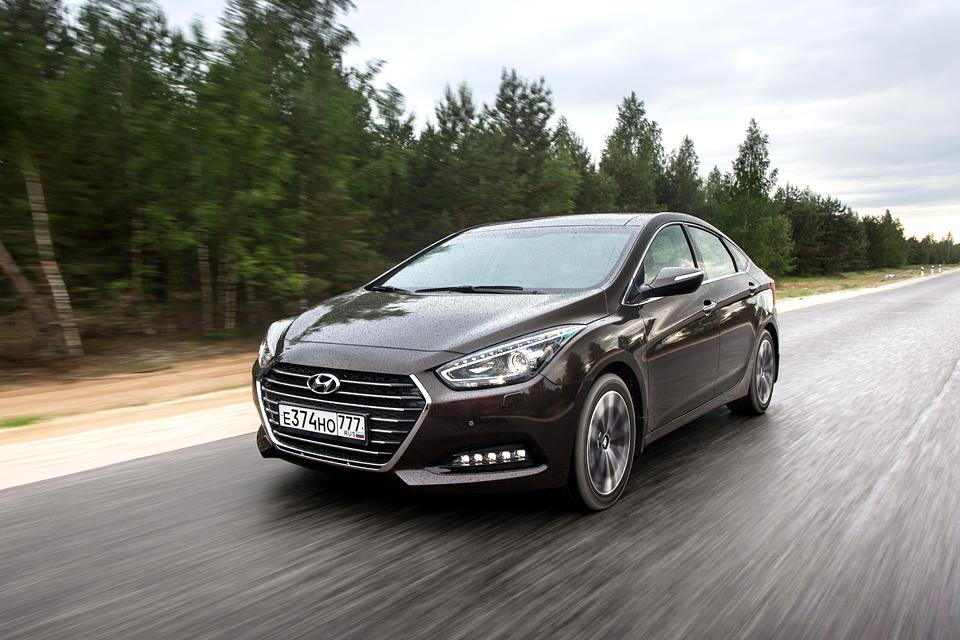 Как обновленный Hyundai i40 выдержал слалом по подмосковным дорогам. Фото 3