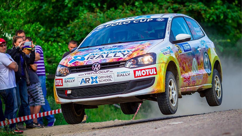 В Ростове завершился четвертый этап VW Polo Cup