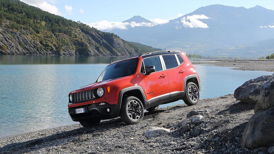 Самый маленький Jeep оценили в 1 миллион 189 тысяч рублей