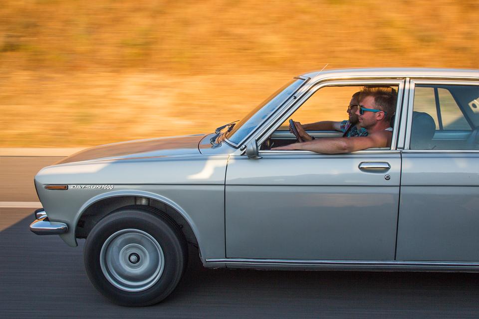 Как мы купили в Португалии старый Datsun и поехали на нем домой. Фото 10