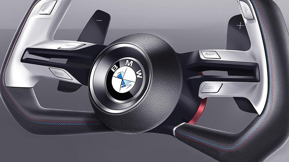BMW покажет на конкурсе элегантности два концепт-кара