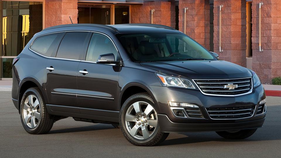 Chevrolet заполнит нишу между кроссоверами Equinox и Traverse