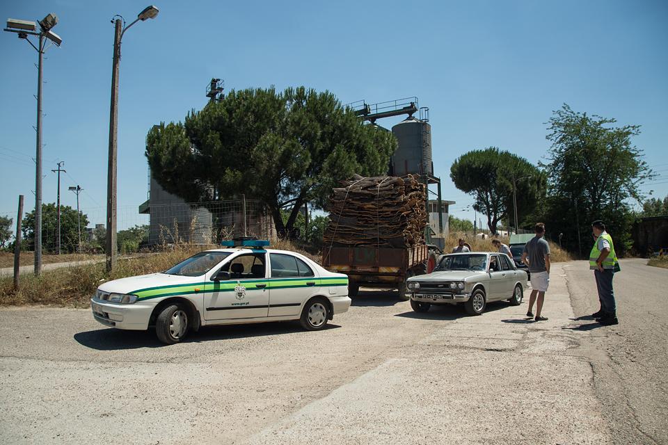 Как мы купили в Португалии старый Datsun и поехали на нем домой. Фото 14
