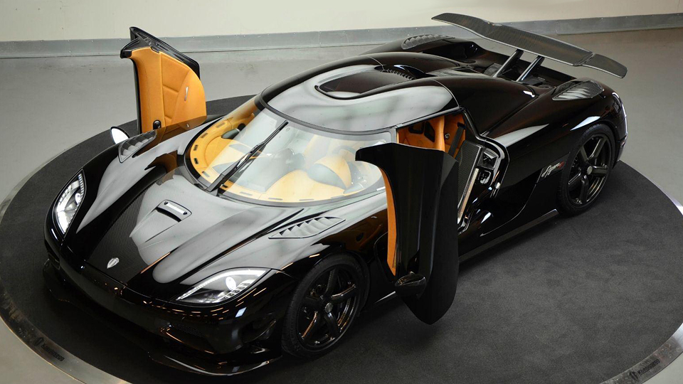 Подержанный Koenigsegg Agera R оценили в 2 миллиона евро