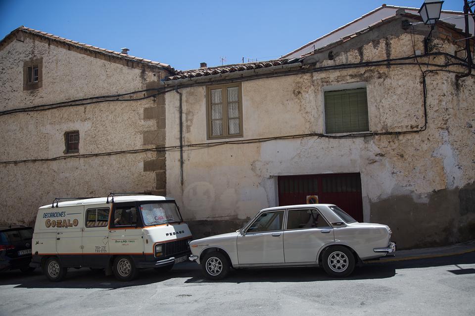 Как мы купили в Португалии старый Datsun и поехали на нем домой. Фото 21