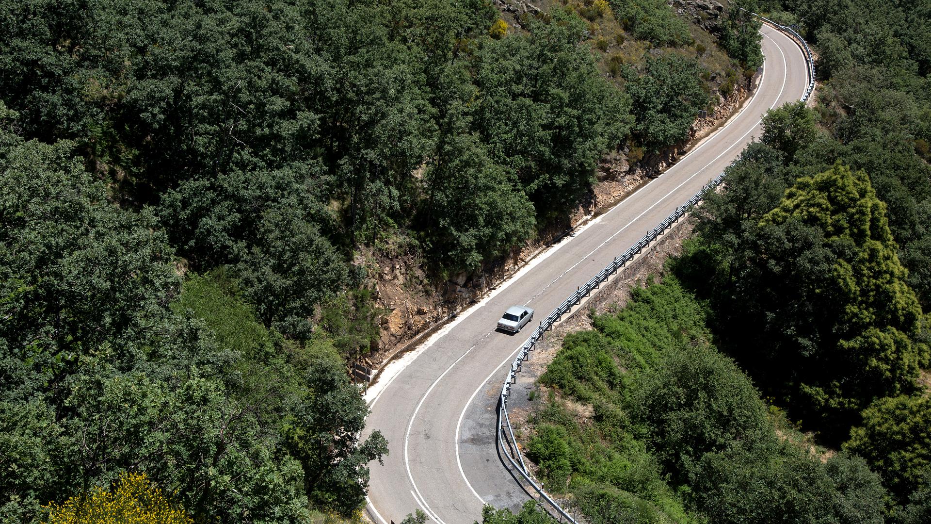 Как мы купили в Португалии старый Datsun и поехали на нем домой. Фото 15