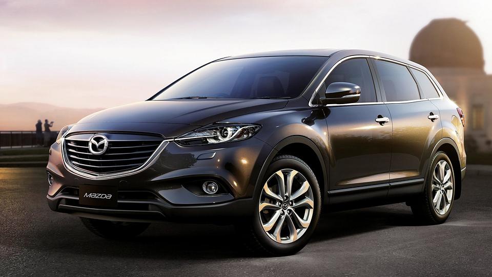 Новая Mazda CX-9 получит 300-сильный мотор от хот-хэтча