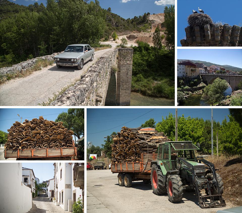 Как мы купили в Португалии старый Datsun и поехали на нем домой. Фото 20