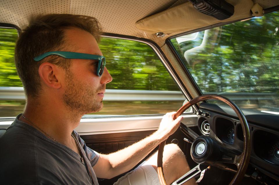 Как мы купили в Португалии старый Datsun и поехали на нем домой. Фото 17
