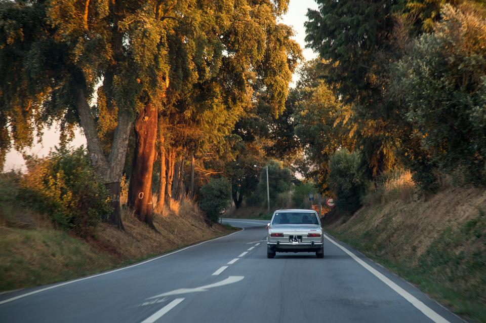 Как мы купили в Португалии старый Datsun и поехали на нем домой. Фото 22