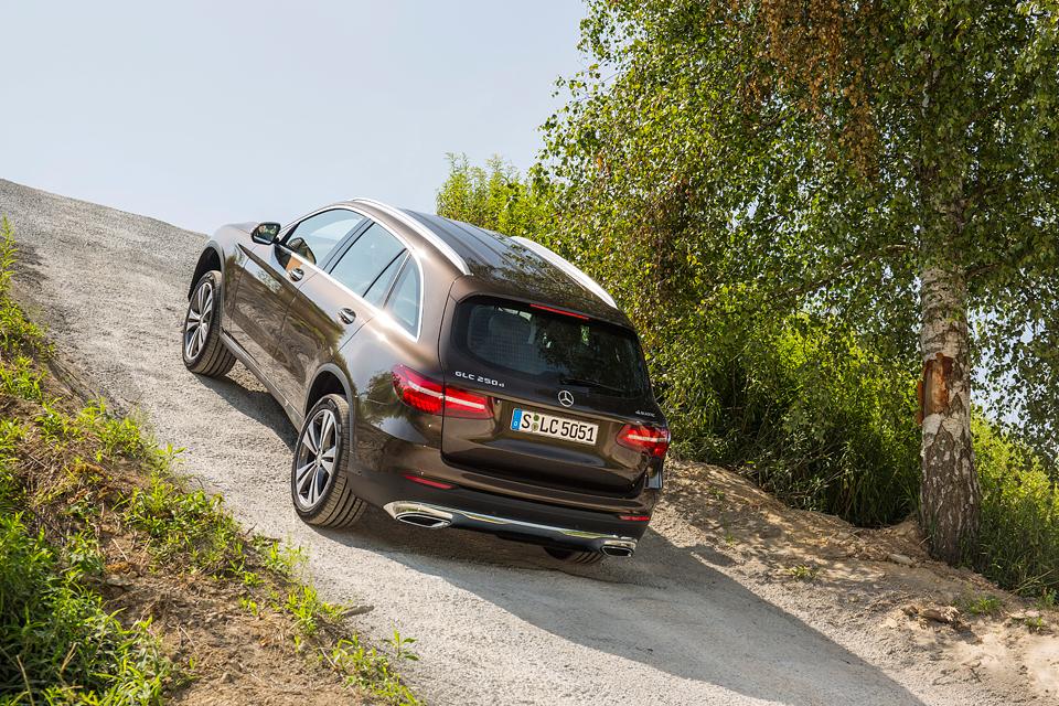 Кому и почему понравится преемник кроссовера Mercedes-Benz GLK. Фото 5