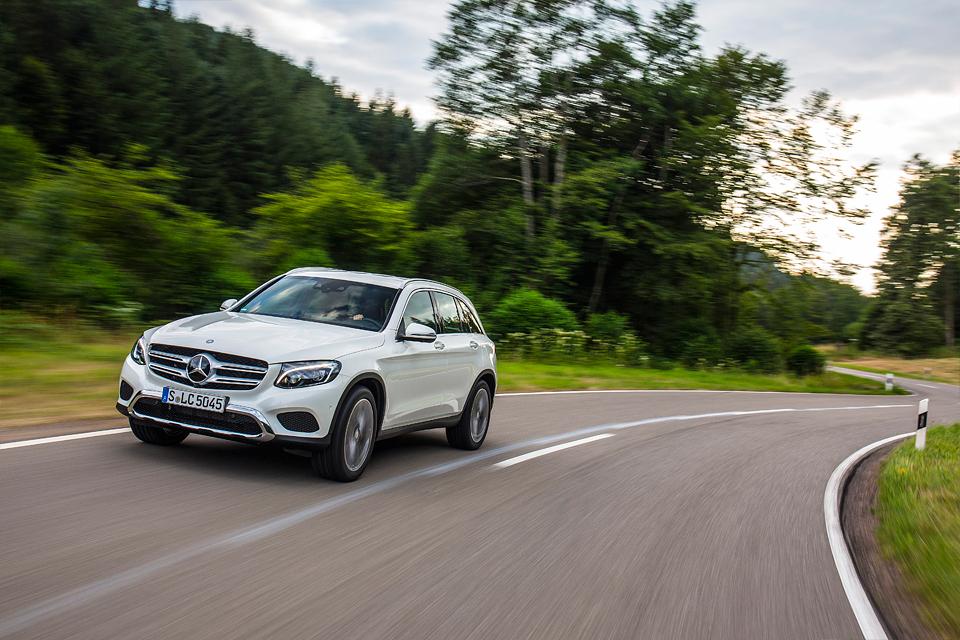 Кому и почему понравится преемник кроссовера Mercedes-Benz GLK. Фото 8